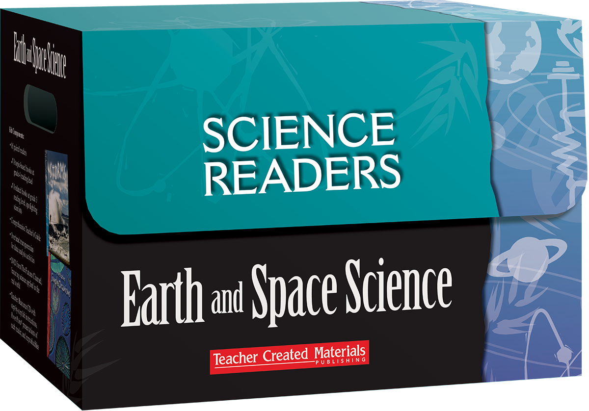 Science Readers: Earth and Space Science Kit | Teacher ...