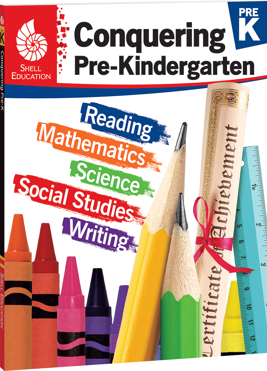 conquering pre-kindergarten