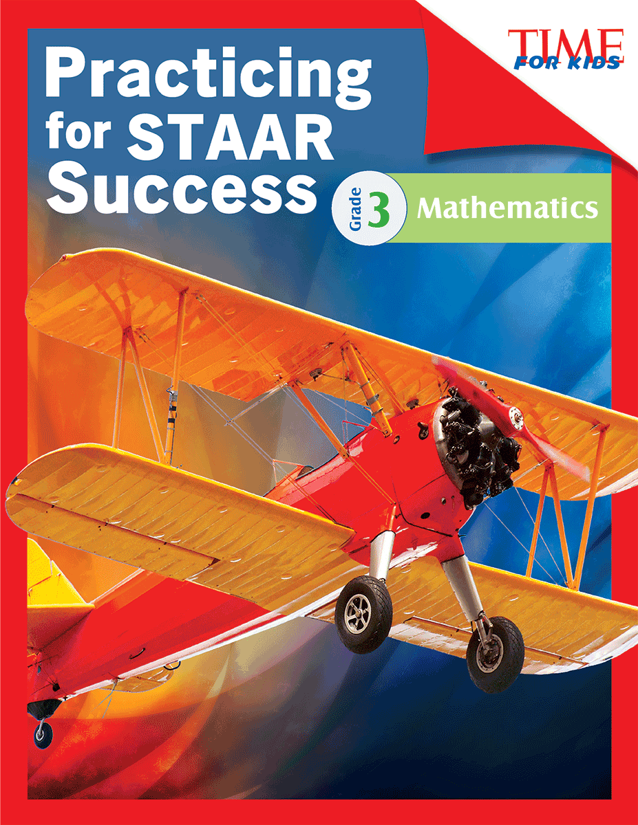 TIME FOR KIDS Practicing for STAAR Success: Mathematics: Grade 3