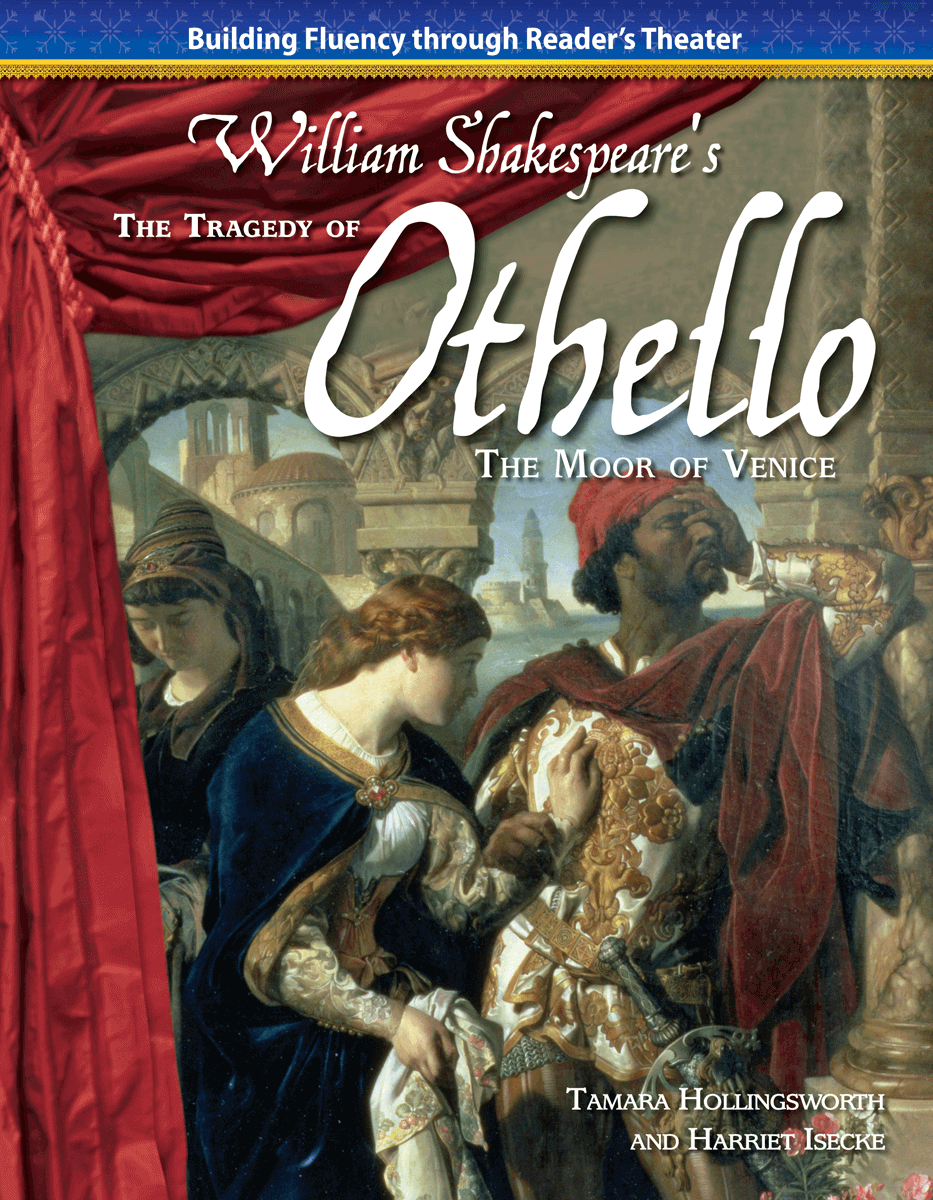 a discussion on the character of othello in the play othello the moor of venice by william shakespea This paper wants to explore the character of othello from othello, moor of venice by william shakespeare the decorated playwright and how he brings out the great philosopher aristotle tragic hero in this play.