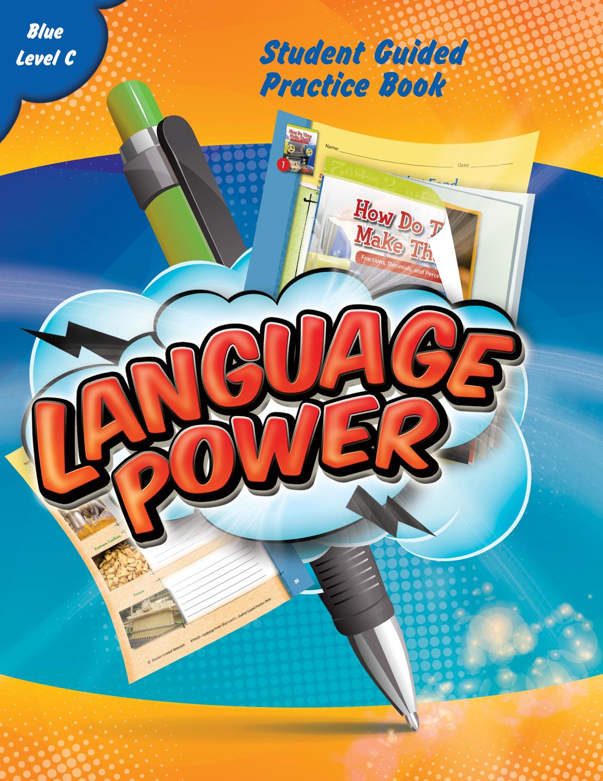 language power grade 8 pdf