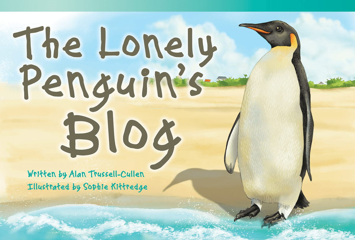 The Lonely Penguin's Blog
