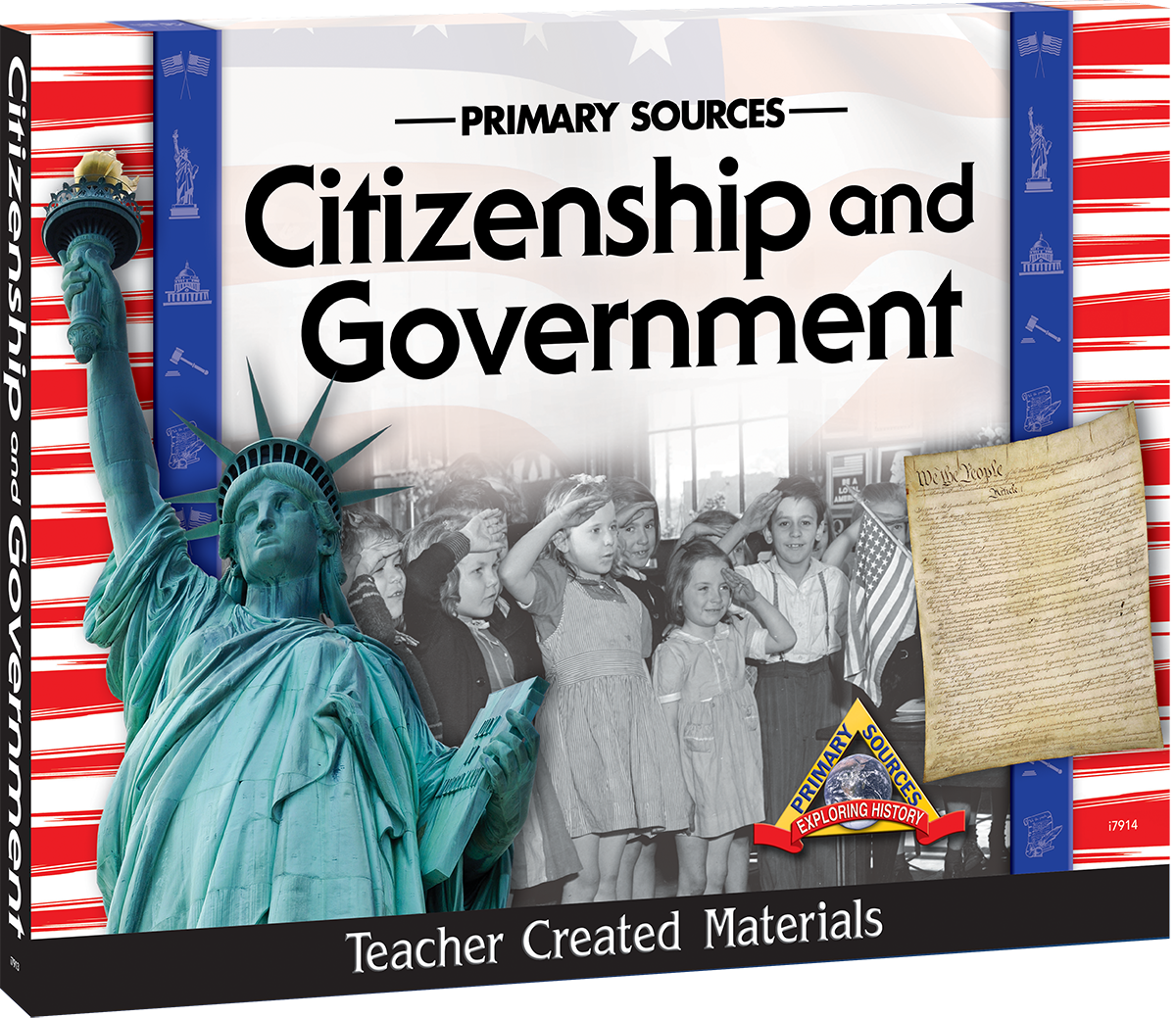 Primary Sources: Citizenship And Government Kit
