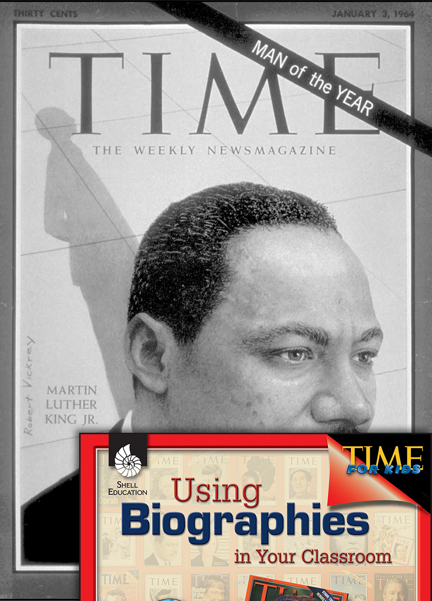 Time Magazine Biography Martin Luther King Jr Teachers