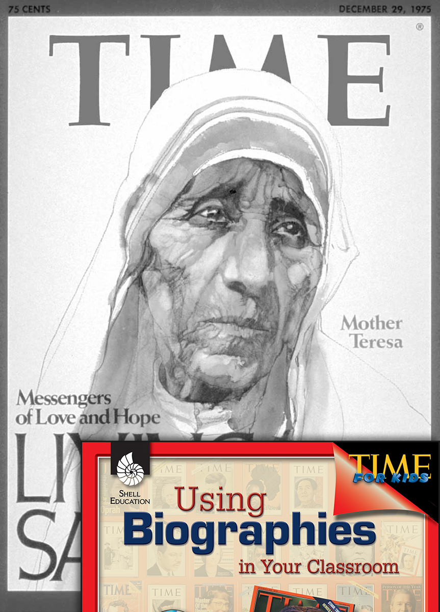 Mother teresa time magazine