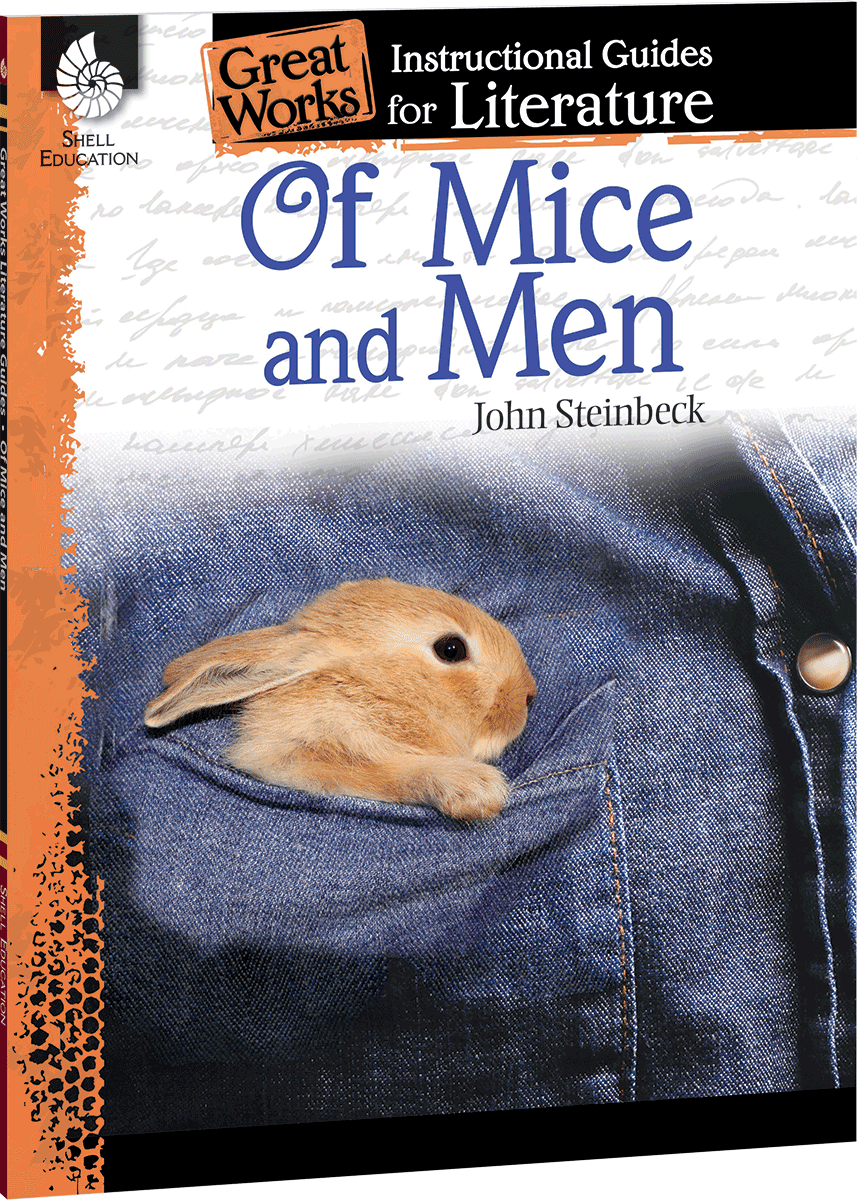 an analysis of georges actions in of mice and men by john steinbeck
