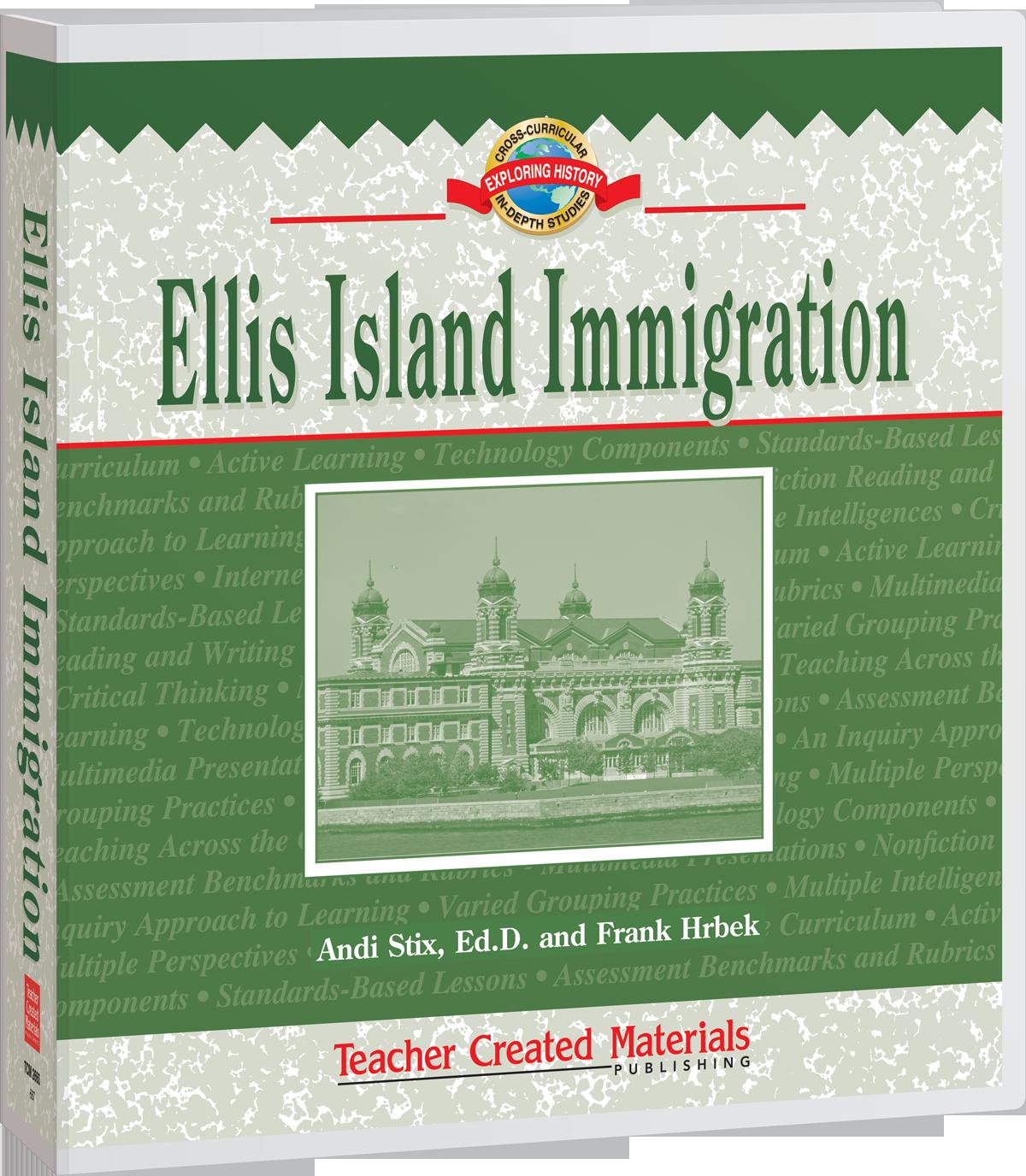 Ellis Island Teaching Materials