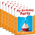 My Birthday Party 6-Pack