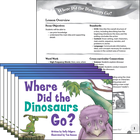 Where Did the Dinosaurs Go? 6-Pack