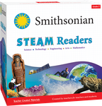 Smithsonian STEAM Readers: Grade 3 Kit