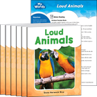 Loud Animals 6-Pack
