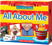 Early Childhood Themes: All About Me Kit