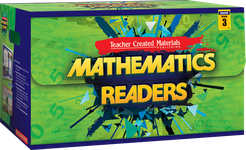 Mathematics Readers 2nd Edition: Grade 3 Kit (Spanish Version)