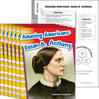 Amazing Americans: Susan B. Anthony CART 6-Pack