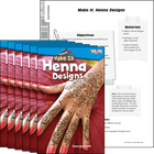 Make It: Henna Designs CART 6-Pack