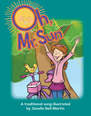 Oh, Mr. Sun Big Book with Lesson Plan