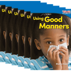 Using Good Manners 6-Pack