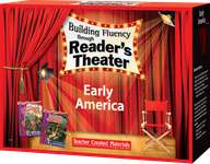 Building Fluency through Reader's Theater: Early America Kit