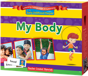 Early Childhood Themes: My Body Kit