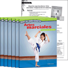 Deportes espectaculares: Artes marciales: Comparación de números (Spectacular Sports: Martial Arts: Comparing Numbers) 6-Pack