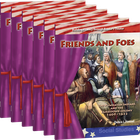 RT Early America: Friends and Foes 6-Pack with Audio
