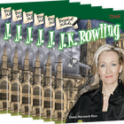Game Changers: A Biography of J. K. Rowling 6-Pack
