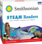 Smithsonian STEAM Readers: Grade 1  (Spanish)