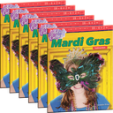Art and Culture: Mardi Gras: Subtraction 6-Pack