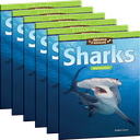 Amazing Animals: Sharks: Skip Counting 6-Pack