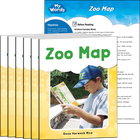 Zoo Map 6-Pack