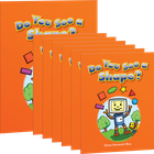LLL: Shapes: Do You See A Shape? 6-Pack with Lap Book