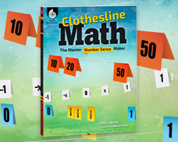 Clothesline Math: The Master Number Sense Maker