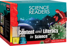 Science Readers: Content and Literacy: Grade 3 Kit (Spanish Version)