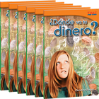 ¿Dónde va tu dinero? (Where Does Your Money Go?) 6-Pack