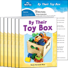 By Their Toy Box 6-Pack