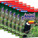 Showdown: Animal Groups 6-Pack