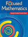 Focused Mathematics Intervention: Student Guided Practice Book Level 8