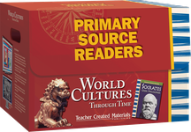 Primary Source Readers: World Cultures Through Time Kit