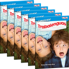 ¡Comunícate! Trabalenguas (Communicate! Tongue Twisters) 6-Pack