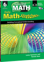 Daily Math Stretches: Building Conceptual Understanding Levels 6-8