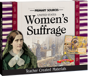 Primary Sources: United States Women's Suffrage Kit