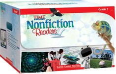 TIME® Nonfiction Readers: Grade 7 Kit