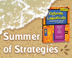 Summer of Strategies: Is Your Vocabulary Instruction Lit?