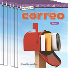La historia del correo: Datos (The History of Mail: Data) 6-Pack