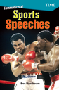 Communicate! Sports Speeches