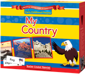 Early Childhood Themes: My Country Kit