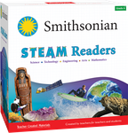 Smithsonian STEAM Readers: Grade 4 Kit