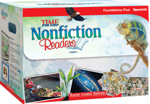 TIME FOR KIDS® Nonfiction Readers: Foundations Plus Kit (Spanish Version)