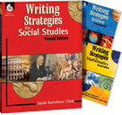 Writing Strategies for the Content Areas 2nd Edition Set