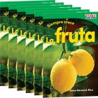 Siempre crece: La fruta (Always Growing: Fruit) 6-Pack